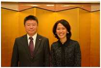 11月2日(土) 「第50回記念大沢野駅伝競走大会」の開会式に出席しました
