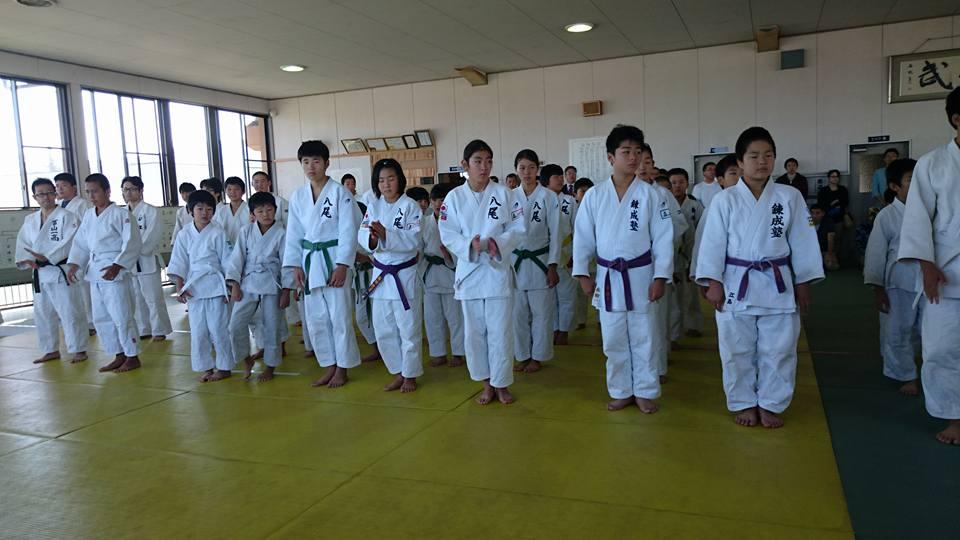 第64回大沢野武道大会開催!