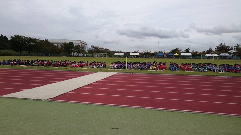 富山市長杯・少年サッカー大会第30回ジュニア・チャンピオンズカップ